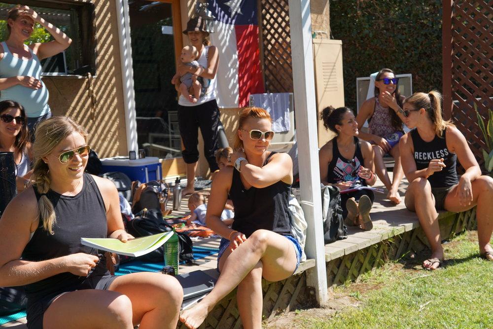 BIRTHFIT SUMMIT- Porch Life 2