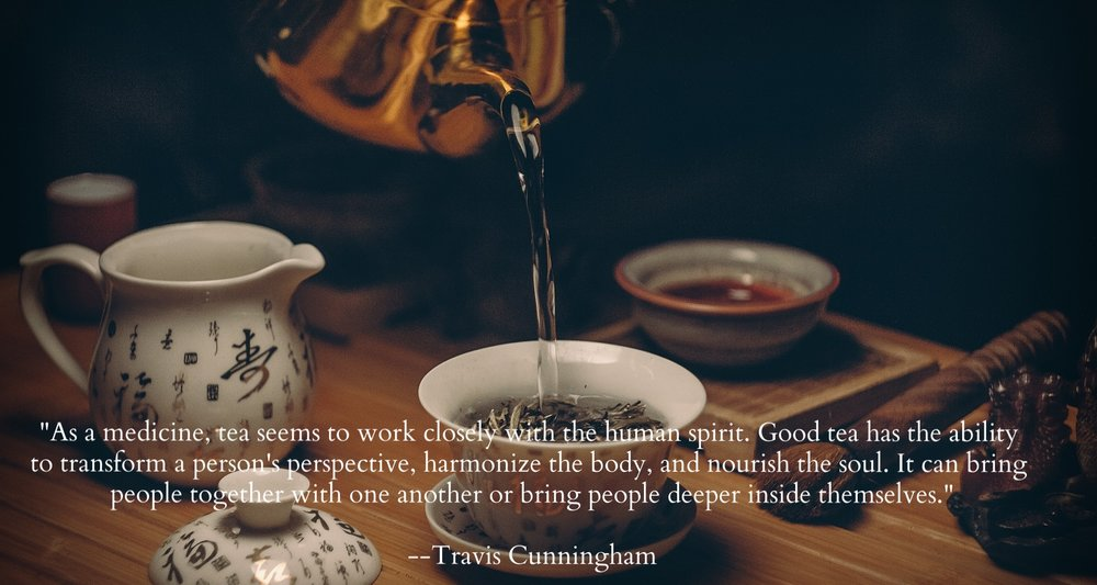 Experience Tea -
