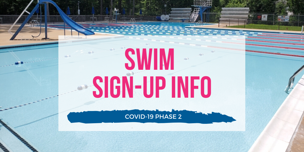 How To Make A Reservation Under Covid 19 Phase 2 Fox Hunt Swim Tennis Club