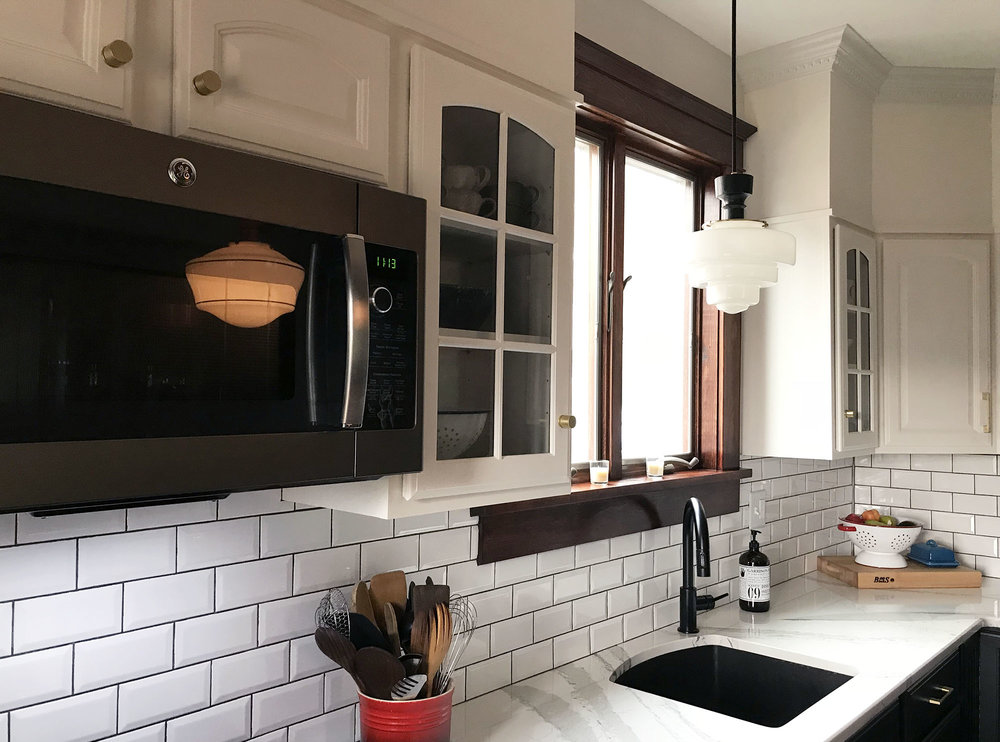 Nyack Colonial Kitchen Reno