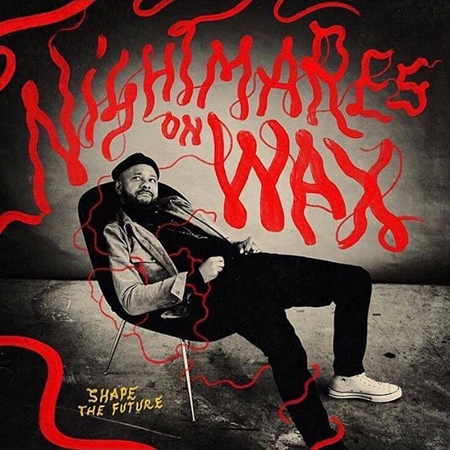 I co-wrote 'Typical' with @jrakz on the new @nightmaresonwax album Shape The Future (which is great). I used to try to make all my beats sound like N.O.W. so this is really quite exciting for me!!!! Have a listen! (link in bio). (Also my first link in bio. Cheers)