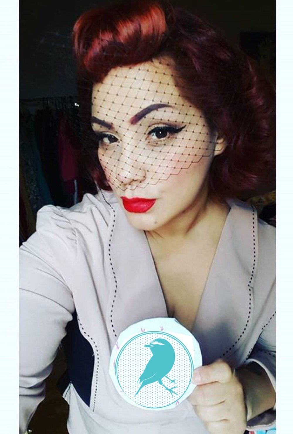 Bluebird Pin-Ups - Hair Stylist-Sophia Arviso