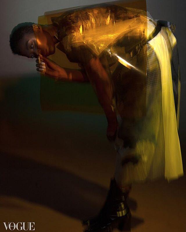 Plastic editorial online @vogueitalia  Styling by me Photography by @liam_hillen_studio  Model @christavango  Clothes @katiejanelane #fashioneditorial #stylist #fashionphotography #fashion #fashionstylist #plastic #recycling #underwater #vogue #vogueitalia #vogueit #italianvogue