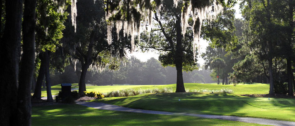 Snee Farm Country Club | Cart Path