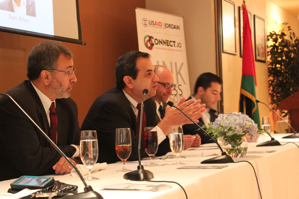 Entrepreneurship and Youth; A Combined Impact for the Jordanian Diaspora October 17, 2015