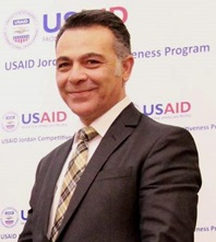 Dr. Wissam Rabadi  Chief of Party, USAID Jordan- Jordan Competitiveness Program