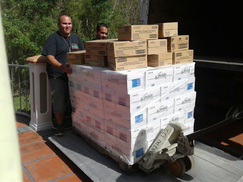 Distribution to Adjuntas