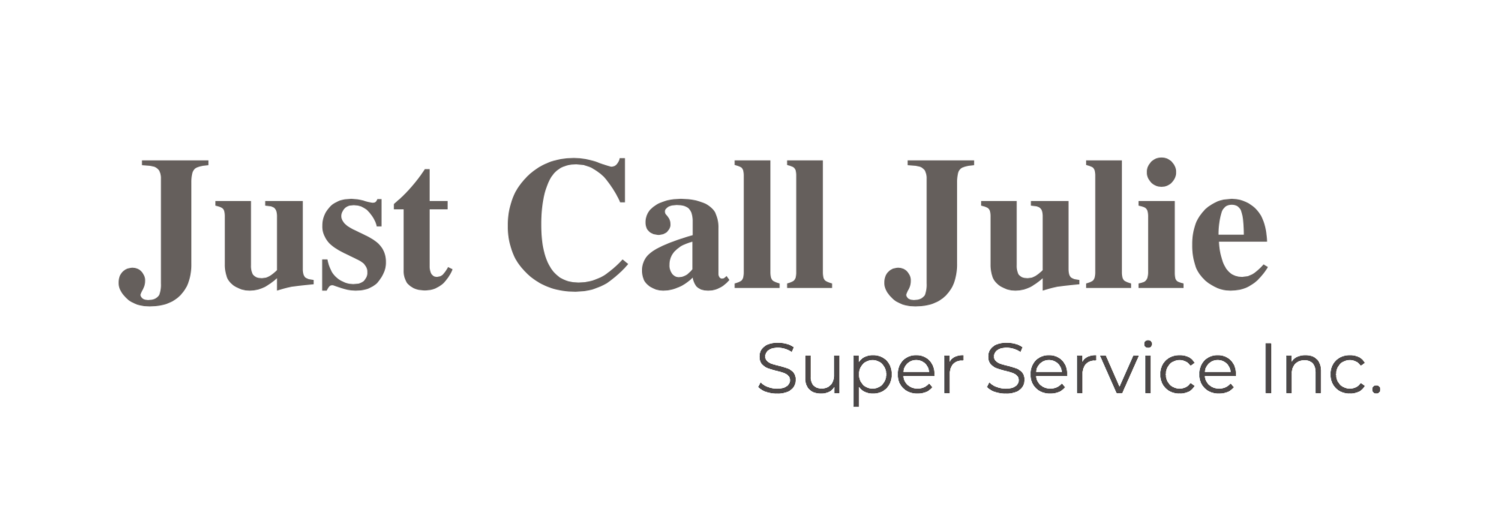 Just Call Julie Super Service Inc.