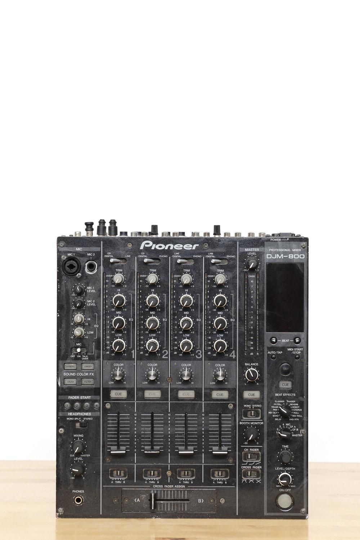 Pioneer DJM-900 NX DJ mixer qty. 1