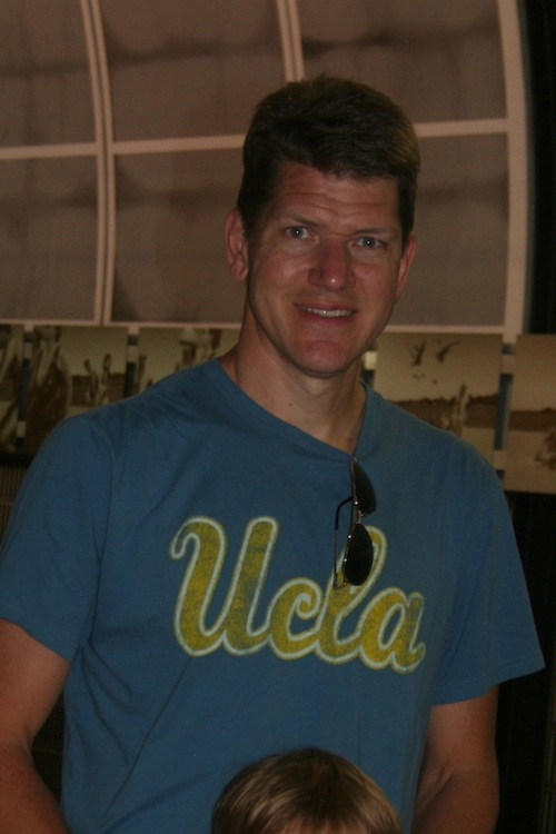 UCLA fan!