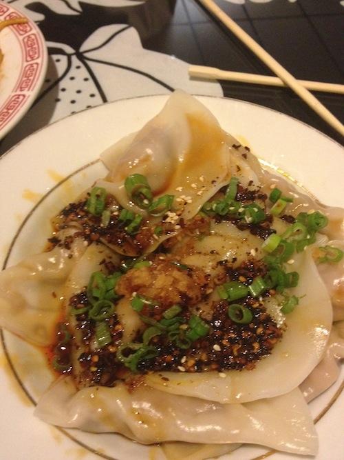 Gu's dumplings
