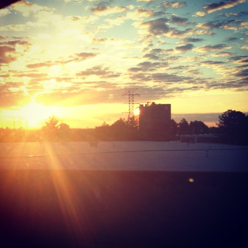 Sunrise @ ATL