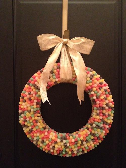 Gumdrop Wreath