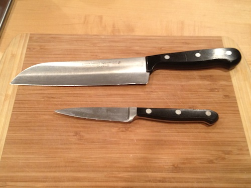 Wustof knives