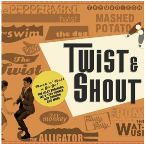 twist and shout copy