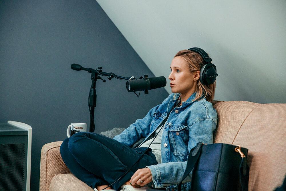 Kristen Bell — Armchair Expert