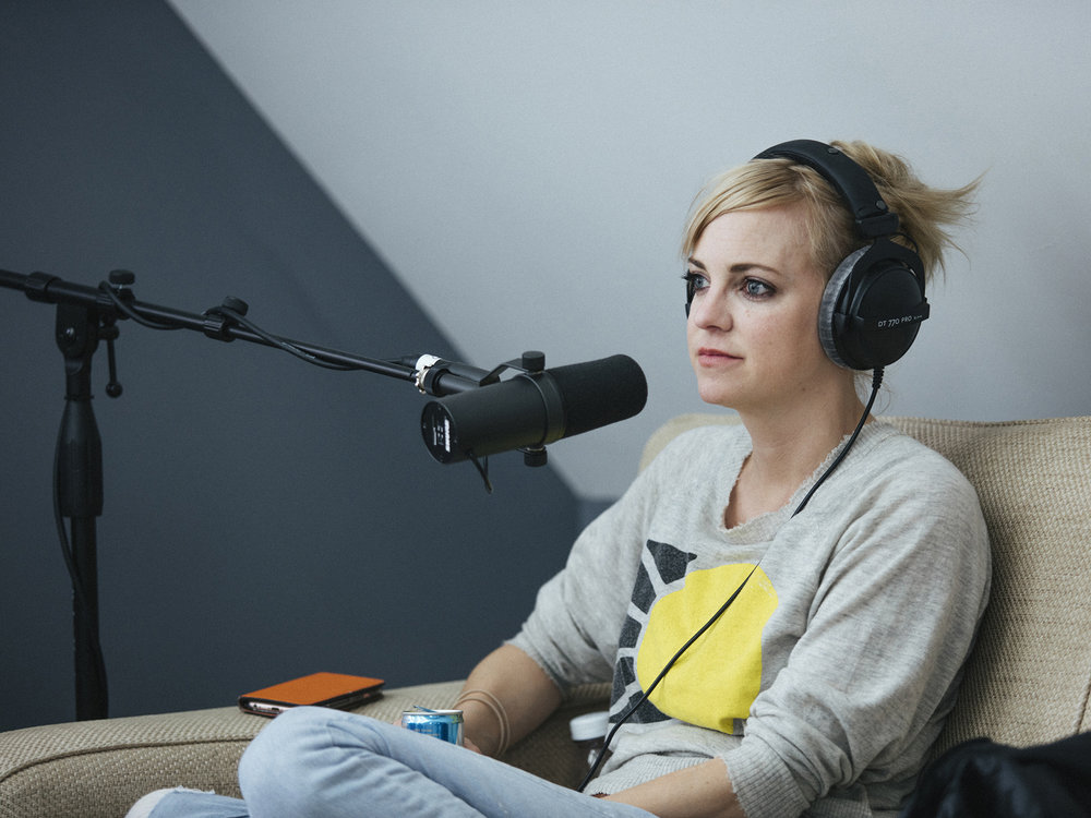 Anna Faris Armchair Expert