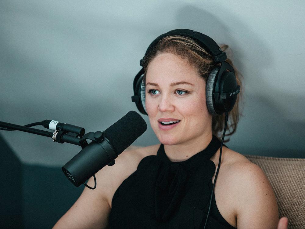 Erika Christensen Armchair Expert