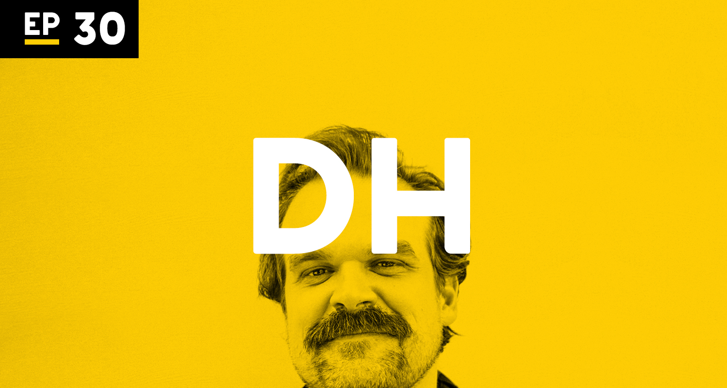 David Harbour — Armchair Expert