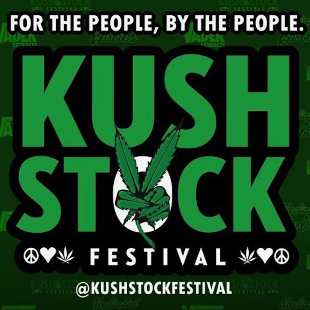 Kushstock Festival 6 isSaturday, October 13, 2018! - Get your tickets NOW...