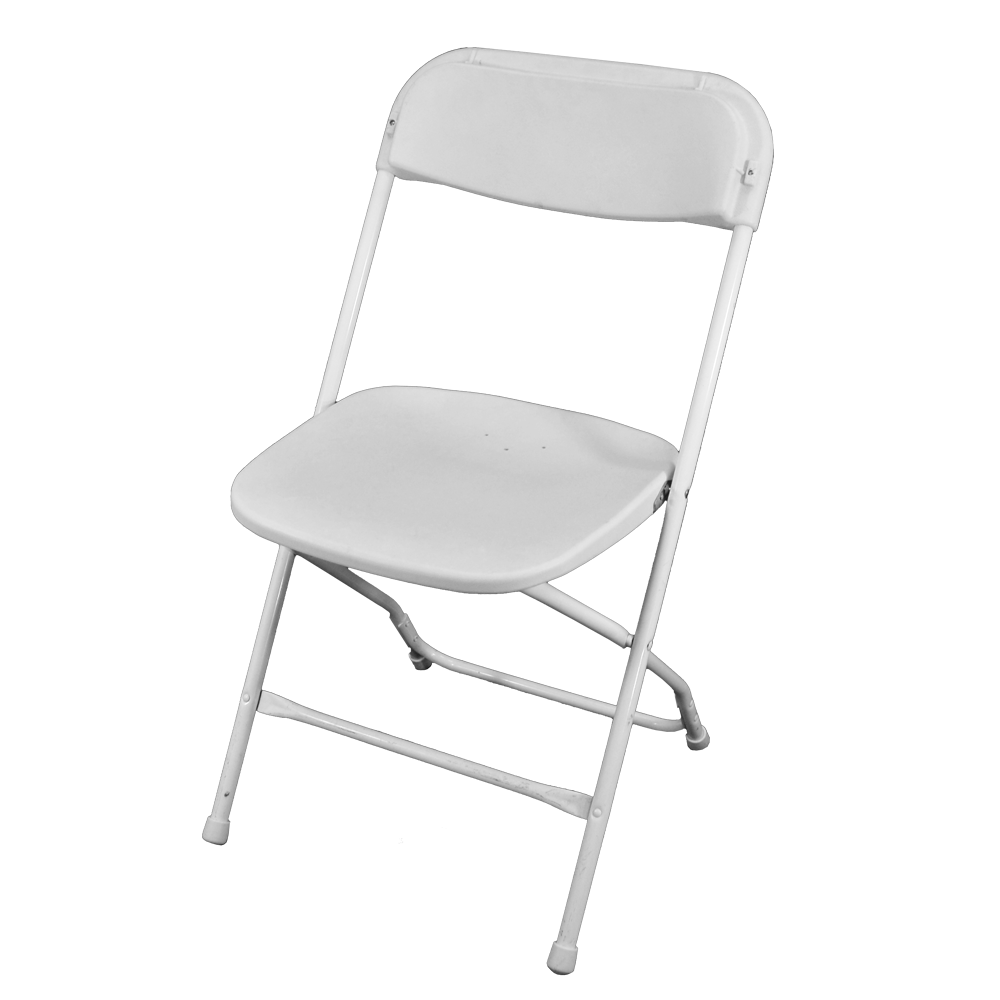 Folding Chair Rental   $10