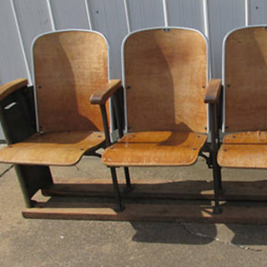 THEATER CHAIRS - $650