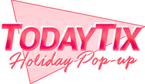 TodayTix Holiday Pop-up Shop