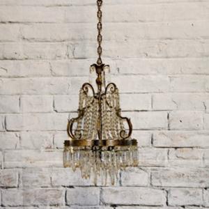 Vintage chandelier  - $550