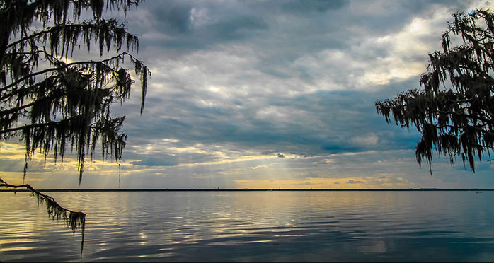 Sunrise over St. Johns River | Mandarin, Florida