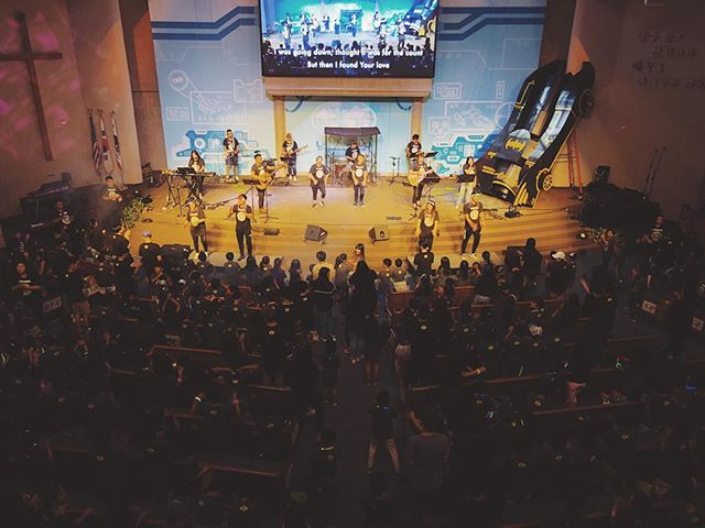 Many thanks to our amazing staff and volunteers for putting on an incredible VBS yet again! What a blessing it was to witness hundreds of our youth praising the Lord all together under one roof. It's amazing what our God can do through and with His people. • #buenapark #tkclp #tkcvbs2018 #tkcvbs