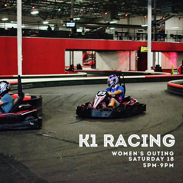 "Hey Ladies 👋  Today's the day, fire up those engines and bring your game face for a night of go-karting and good fun. Check your emails to RSVP! • Location Tagged on Post • $24 will provide you with 2 races (14 laps per race) Following payment options available: 1. Pay $24 cash when you arrive (see Amy Lee/Alice Cho) 2. Pay ahead or on the day via Venmo (@lifepoint) 3. Pay via credit card through PayPal reader when you arrive (see Amy Lee/Alice Cho)  Please be sure to confirm your RSVP by clicking on the ""I'll be there"" button below!  Questions? Send an email to TKCLifepointEvents@gmail.co"
