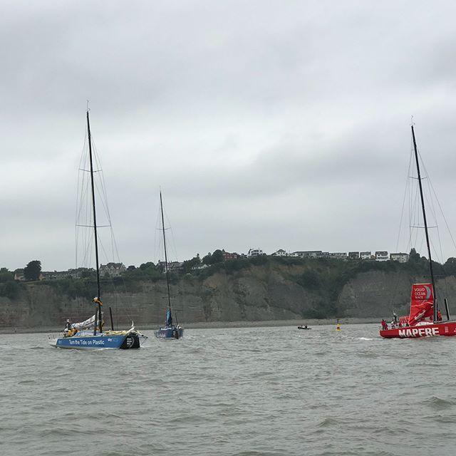 Volvo ocean race Cardiff