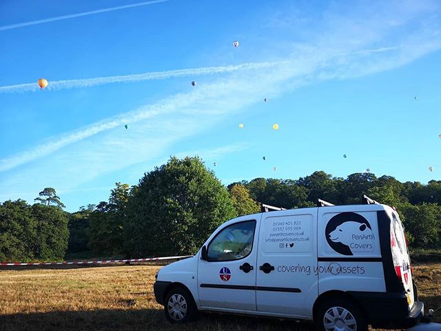 Good Morning Bristol! You will find us today at the Bristol Camperhome and Caravan Show and Balloon Fiesta. Come and say hello to us this weekend and let us know your camping and caravan canvas needs. We are here to help! #caravantweets #coveringyourassets #bespokecanvas #careandrepairservice