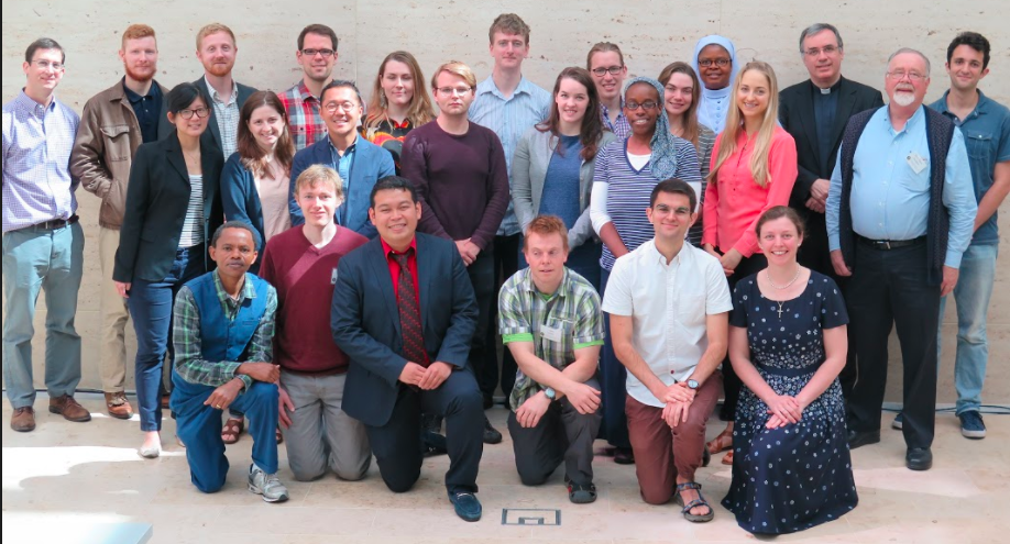 Participants and speakers from the 2017 Magi Summer Seminar