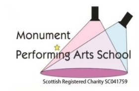 Monument Performing Arts School
