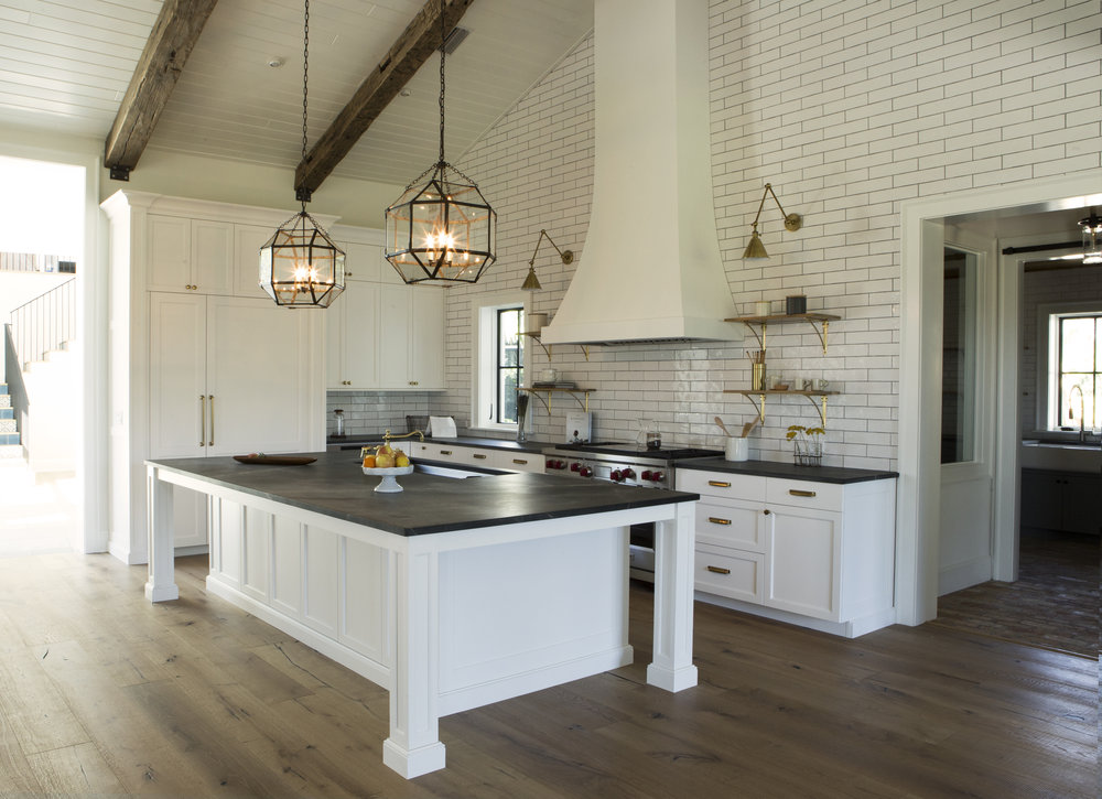 2jpg The Modern Farmhouse u2014 Campbell Cabinetry