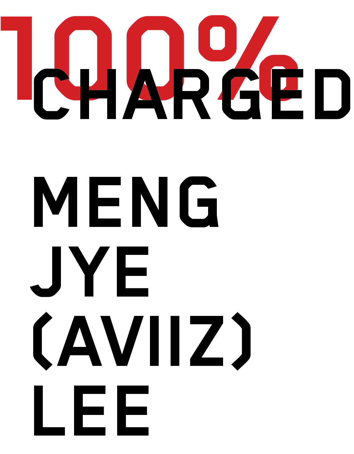100% CHARGED