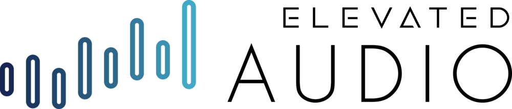 Elevated Audio_Color_Horizontal Logo with Black Text.png