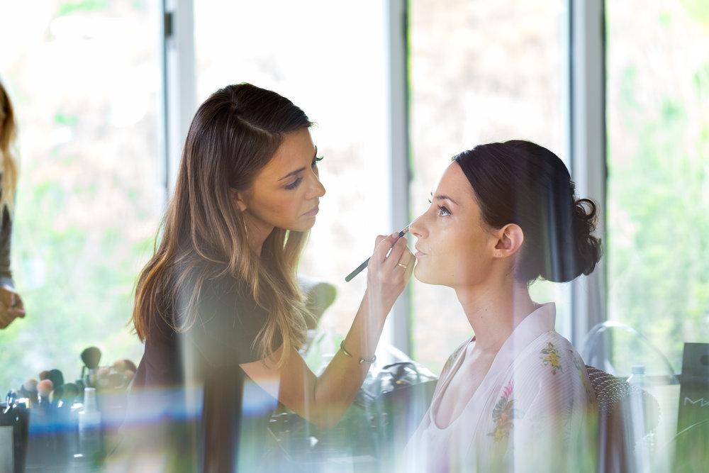 hamptons nyc bridal hair makeup