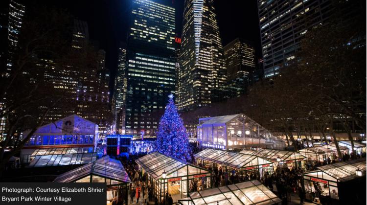 Union Square Holiday Market — Urbanspace