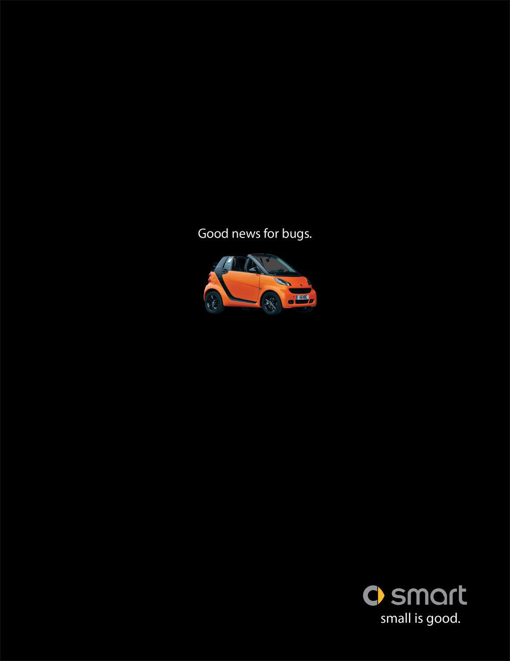 Smart Car Print
