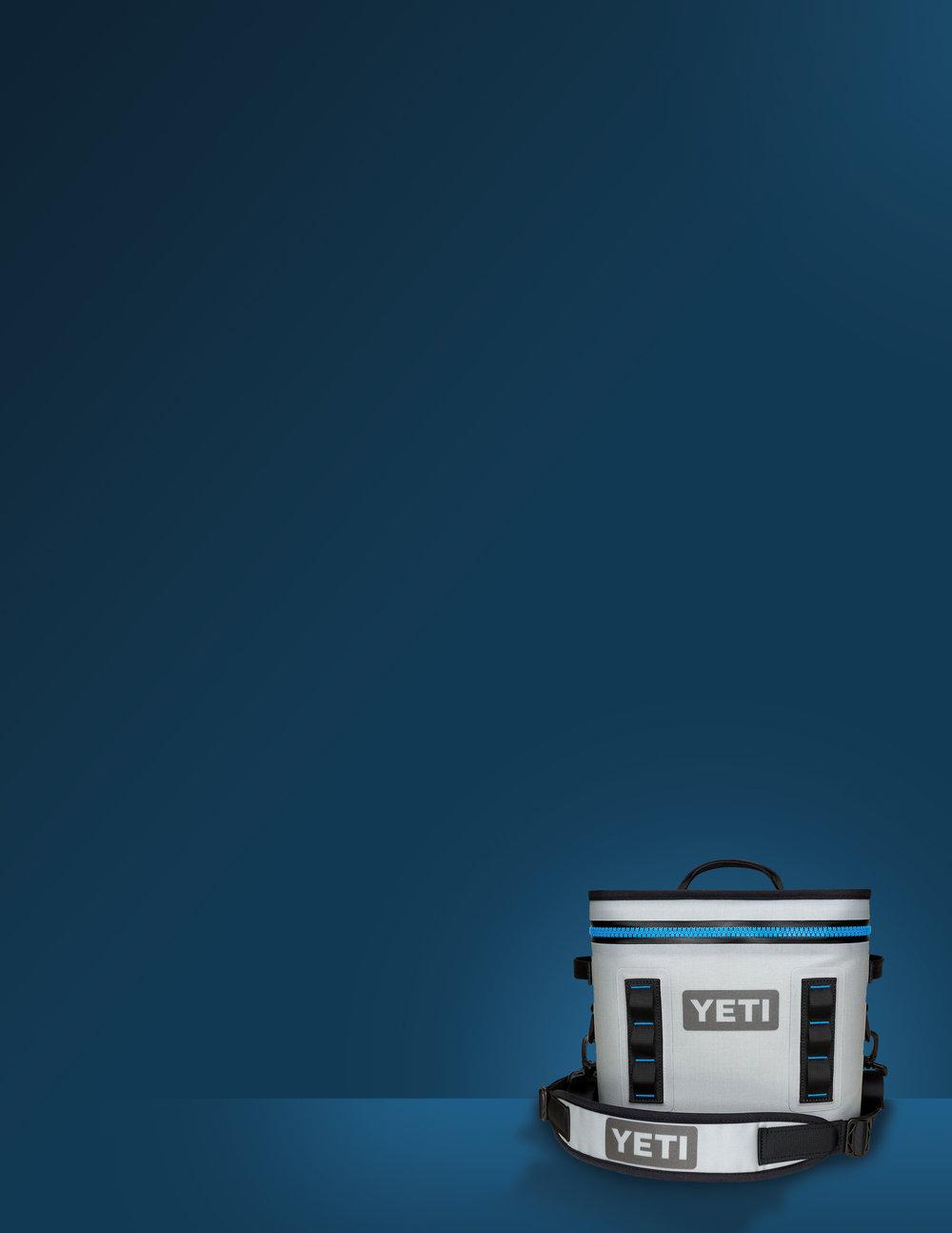 YETI Coolers Print