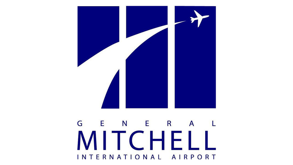 General Mitchell International (MKE)  About 46 miles away