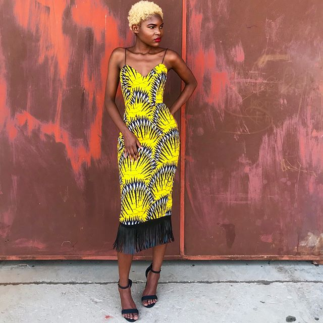 Versatility...wear it both ways ❤️ Our 20% Off Labour Day Sale begins tomorrow!! MD Essentials VI Collection  The Look - 'The Safari 2-way Pencil' Mangishidoll - @mulenga.chileshe  Shop The Collection  www.mangishidoll.co - (Link In Bio) www.afrikrea.com - @afrikrea MD Showroom (Lusaka) - DM for Details