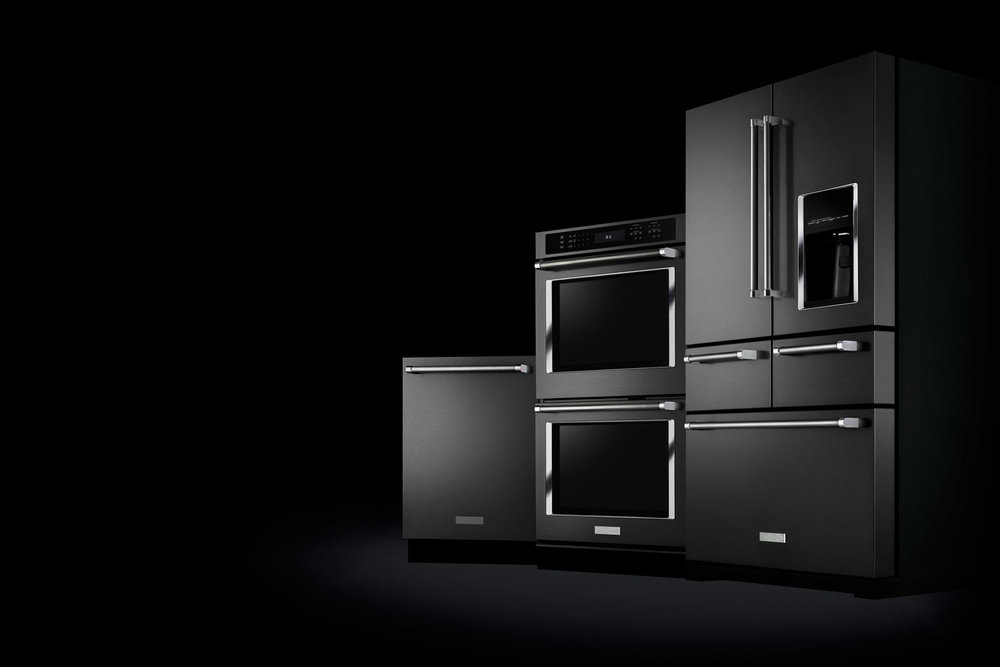 Introducing:black stainless  -