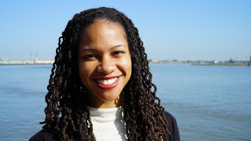 Iman Shervington, MFA |  Director of Media and Communications