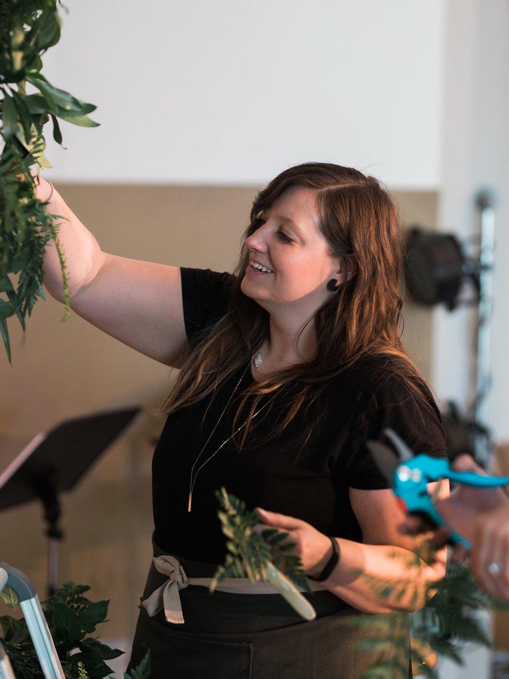 Brittany+Mullane+Owner+Lead+Designer+-+Calgary+Wedding+Florist+-+Pine+for+Cedar+-+Deanna+Rachel+Photography.jpg