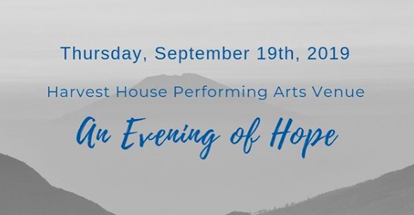 An Evening of Hope — High Country Events - Things to Do