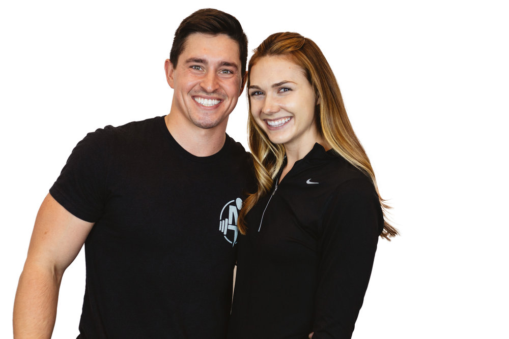 WE'rE MICHAEL & LAUREN MCALISTER - We're the duo behind McAlister Training. Together, we're truly passionate about helping others achieve health, happiness, and balance — especially with fitness and nutrition.In an industry that can often be intimidating and focused on physical ideals, we're excited to create a friendly space that welcomes all fitness levels and builds strong and capable bodies through circuit training classes.We couldn't be more excited to share our second home, the McAlister Training studio, and our unique, fun approach with you.- M and L