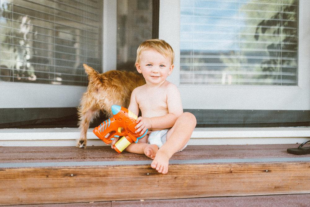 Cedar Park Family Photographer | The KOCO